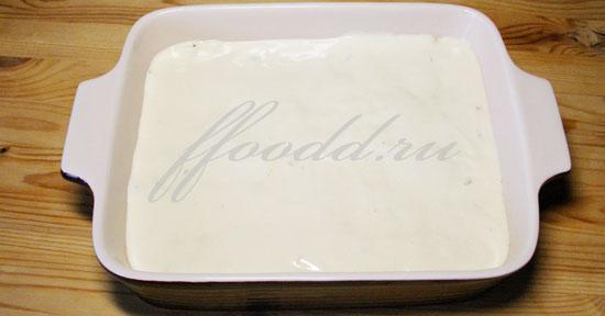 Пирог с картошкой и фаршем в духовке рецепт с фото